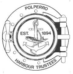 Polperro Harbour Trustees badge/logo